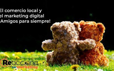 El comercio local y el marketing digital