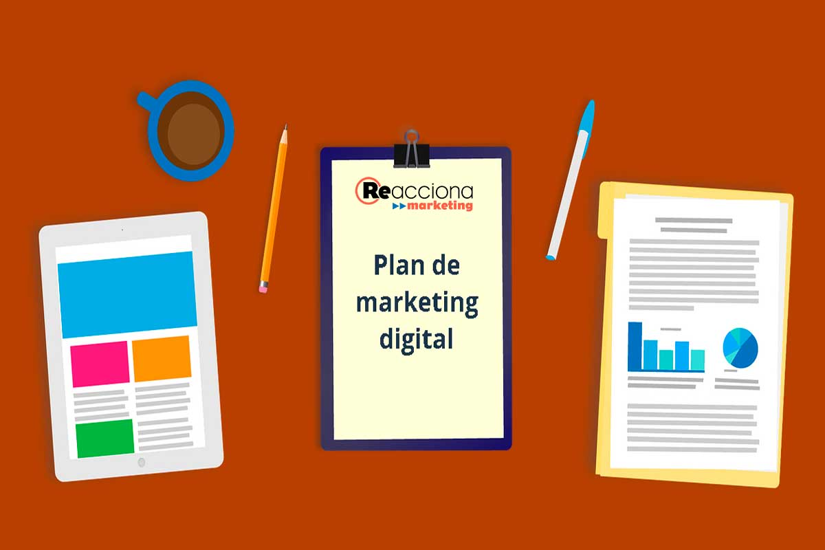 el comercio local y el marketing digital plan de marketing