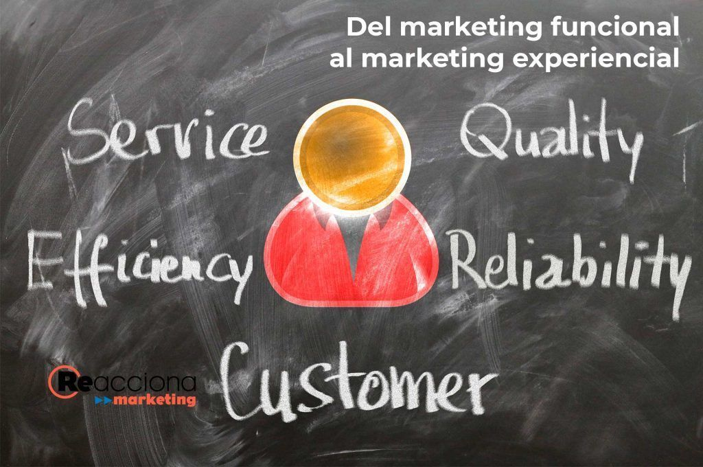 "Del marketing funcional al ""marketing experiencial"